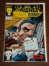PUNISHER WAR ZONE #9 VOL1 MARVEL COMICS NOVEMBER 1992