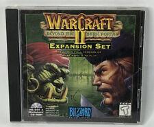 Warcraft 2 Beyond The Dark Portal Ebay