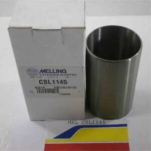 Melling Csl1145 Cylinder Sleeve Sleeve 3.345 X 3.565 X 6.000