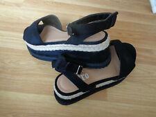 Womens Platform shoes black Size 5.5 NEW