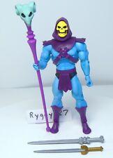 MOTUC, Skeletor 2.0, Filmation figure, Masters of the Universe Classics complete