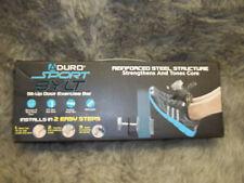 ADURO - Door Sit Up Bar Foam Covered Portable Fits Under Closed Door