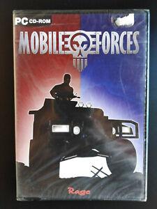 MOBILE FORCES PC MICROSOFT WINDOWS DVD GAME NUOVO ITALIANO