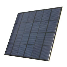 3.5W 6V 583mA Monocrystalline silicon Epoxy Mini Solar Panel DIY Solar Modu P8F6