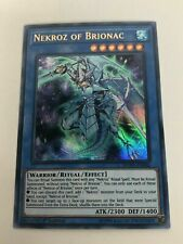 Yu-Gi-Oh Complete! Complete Nekroz Deck + Ultra Pro Sleeves *Hot* + Extra Bonus