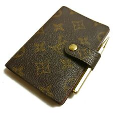 Authentic LOUIS VUITTON Notebook cover mini pencil PVC #9570