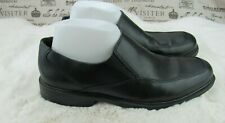 Bostonian Men's Kopper Rine Slip on Leather Dress Shoes Size 9 M