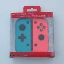 Wireless Pro Joy-Con Game Controller for Nintendo Gamepad Joypad Switch Console