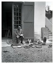 Marc Chagall Working