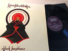 Rumpelstiltskin Black Magician Vinyl LP German Bellaphon BI 15145