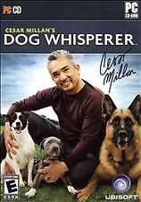 Cesar Millan's Dog Whisperer Train Dogz PC XP/Vista NEW