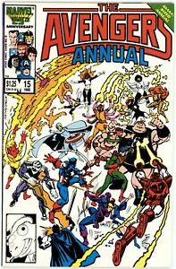 Avengers Annual (1967) #15 VF+ 8.5
