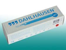 10 sterile Einmal-Skalpelle Figur 11, Skalpell  11, steril , Dahlhausen Präzisa
