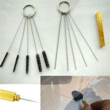 11x Scheibenwascherdüse Windschutzscheibe Düse Reinigungswerkzeug Bürste Nadel