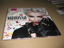 MADONNA 2 LP CALIFORNIA GIRL  PINK VINYLS