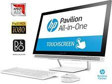HP Pavilion All-in-One - 24-b225na Full HD IPS - Quad-Core A12-9730P 8GB 1TB