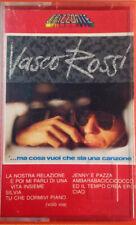 CASSETTE Vasco Rossi – ...Ma Cosa Vuoi Che Sia Una Canzone NUOVA SIGILLATA 1985