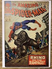 The Amazing Spider-Man #43/Marvel Comic Book/1st Full Mary Jane/FN