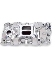 Edelbrock Intake Manifold Performer RPM Square Bore Chevy SB (71014)