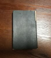 Antique 1902 National Tube Company Book of Standards, Engineering Collectible