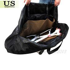 Bike Travel Bag Carry Transport Case Folding MTB Road Mountain Bicycle Luggage