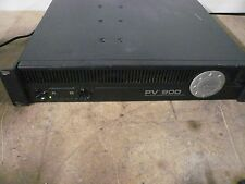 Peavey Pv 900 Professional Stereo Power Amplifier READ AD