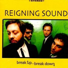 The Reigning Sound - Break Up Break Down [New CD]
