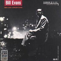 Bill Evans - New Jazz Conceptions [New CD]