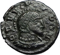 CELTIC Barbarous style of ANCIENT Roman Coin of CONSTANTINE I the GREAT i67260