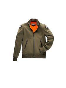 Blauer Easy Man 1.0 Sweatshirt Sage Green RRP £229 *FREE UK DELIVERY*