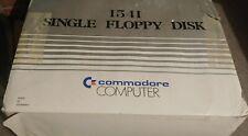 Commodore C64 Floppy 1541 Disklaufwerk (Power/Serial/Man) in OVP 100% ok 493043