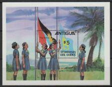 Timbres d'Antigua-et-Barbuda