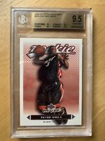 Dwyane Wade 2003-04 Upper Deck MVP Rookie Card RC BGS 9.5 With 10, PSA? Lebron