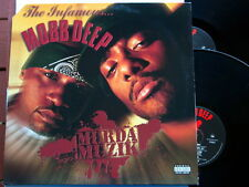 MOBB DEEP  Murda Muzik  /  ORIGINAL US 1999 2LPs Unplayed NEW!