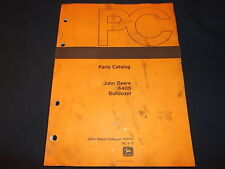 John Deere 6405 Bulldozer Parts Manual Book Catalog Pc-919