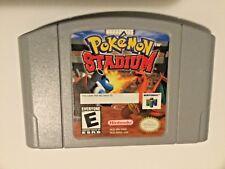 POKÉMON STADIUM     Nintendo 64   N64.   Video Game Cartridge