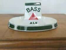 Bass Ale Match Holder Marked '' Minton ''