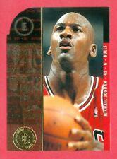 1995-96 SP CHAMPIONSHIP SERIES (BKB) Michael Jordan SP DIE-CUT CARD #4 HOF'er