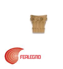 FREGIO IN PASTA DI LEGNO PER MOBILI ANTICHI 140X140MM ART.MG10014 METAL STYLE