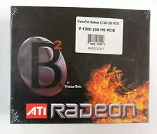 *BRAND NEW* VisionTek ATI Radeon X1300 256MB PCIE FACTORY SEALED