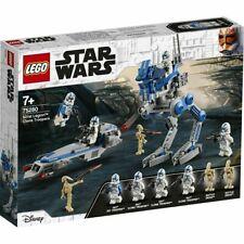 LEGO 75280 Star Wars 501st Legion Clone Troopers - BRAND NEW SEALED