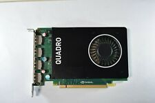 Nvidia Quadro M2000 4GB GDDR5 PCI-e Graphics Card Dispay Port (x4)