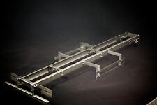 Steel chassis 4x2, 4x4 for tamiya 1/14 truck or other SCALE-PARTS