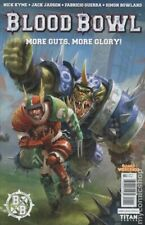 Blood Bowl More Guts More Glory 1A NM 2017 Stock Image
