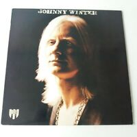 Johnny Winter - Self Titled - Vinyl LP UK 1991 Press EX+/NM