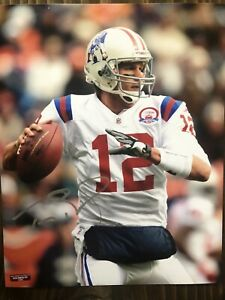 Tom Brady Signed Photo (COA)