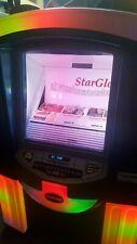 Rowe Cd100 K Starglo Jukebox. Great Led light show best sounding cd juke