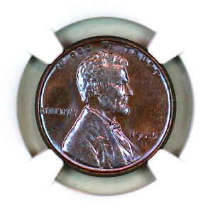 * 1925-S * MS64 BN NGC * LINCOLN WHEAT PENNY *SUPERB REGISTRY QUALITY COLLECTION