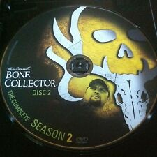 The Bone Collector Season 2 Disc 2  Replacement Disc  DVD ONLY