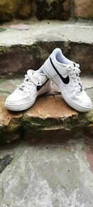 Women's Nike Air Force 1 Low White- size 3.